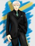 aph- Berwald in a Suit by fablespinner