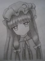 Patchouli Knowledge by LoveTouhou