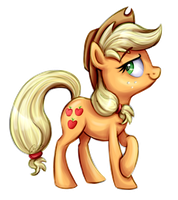 Applejack by Autumn-Dreamscape