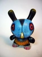 Crested Pheasant Dunny by bryancollins