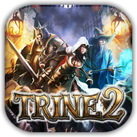 Trine 2 Game Icon by Wolfangraul