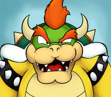 WE HAVE BOWSERITIS! by MrBowz