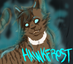 Hawkfrost- Dark Forest by Lupin-Potter