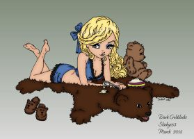 Dark Goldilocks by slinkysis3