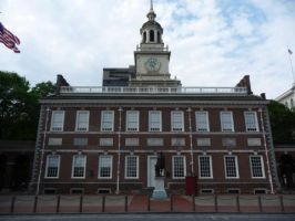 Independence Hall by Breandan