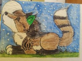 september rollcast aceo at with ponniefox by nessylucy