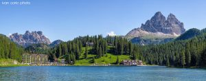 Lake Misurina - other side by ivancoric