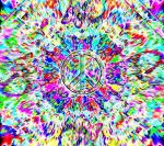 Psychedelic Peace by PsychedelicTreasures