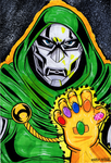 Now You Face DOOM by the-kid36