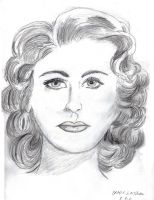 Face Sketch 01 by eastphoto99