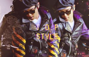 T.O.P Style by redsquizofrenia