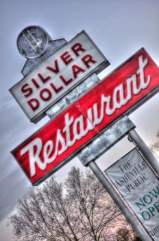 Silver Dollar Restaurant by espressobsessrepress