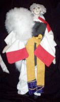 Sesshomaru, Lord of Plush by Tutankhamun