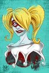 Vintage Harley by Anamated