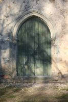 Places - Old Door by Stock-gallery