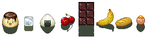Pixel Food by RedKnight91