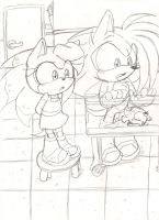 New Sibling: Sonadow Next Gen Kids by Narcotize-Nagini