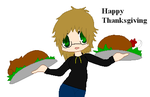 Happy Thanksgiving 2014 by DumbBlond101
