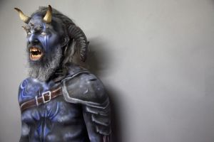 Drow of Odin 3 by Bea-Sniper