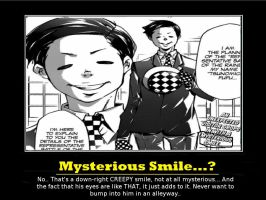 AMP: KHR - Mysterious Smile by MoonStar18