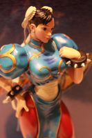 SOTA Chun Li Limited Edition Statue by Bryan181108