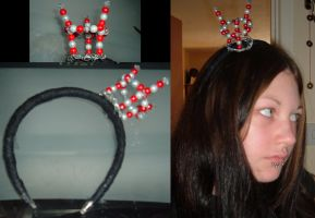 Gothic Lolita Crown.. by bad-ass