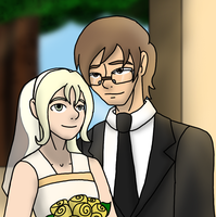 TC: Wedding Day by Aileen-Rose