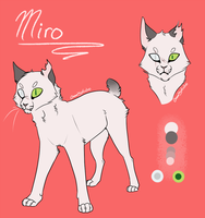 Miro Reference 2014 by GhostlyEcho