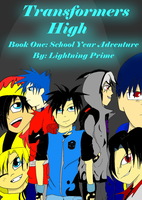 TF High Book 1 Cover by ToniMizukiPrime