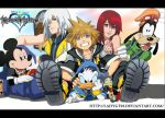 Kingdom_Hearts_Group by LadyGT