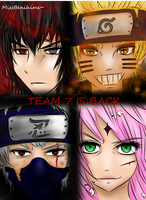 Team 7 is back! by MissBenihime