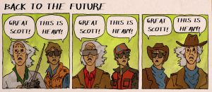 #3: Back to the future by pocketm0use