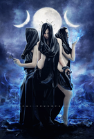 Hecate's Night by shadeley
