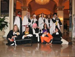 Gotei 13 Bleach by 00cookie00