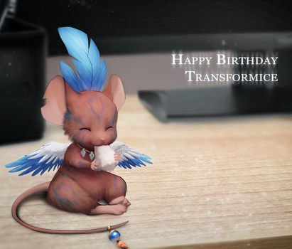 hbd transformice by Fierying