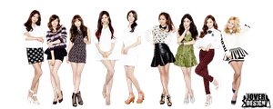 Snsd PNG mr. mr. by Jover-Design