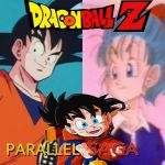 Dragonball Z: Parallel Saga by ltdtaylor1970