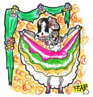 Oct 3: Senorita Azucar by after-the-funeral