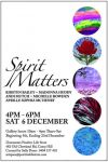 Spirit Matters Flyer by klbailey