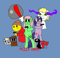 Milly Wars by NyctoScoto