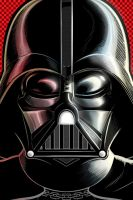 DARTH VADER Prestige Series by Thuddleston