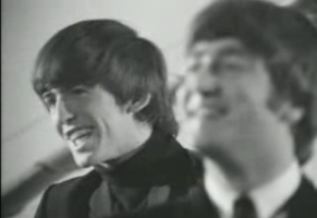 Laugh George laugh by Beatles4eveah