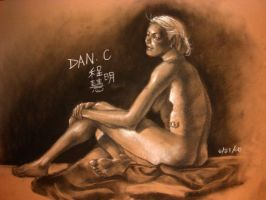 Figure Drawing Sample by danielcherng