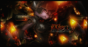 Space Rabbit by S-Sasuke