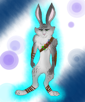 ROTG- Bunny (re-draw) by Jayfeather2013