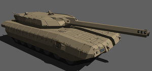 Prototype HVF concept (view 2) by JB1992