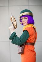 Chrono Trigger -- Lucca by Shastachan