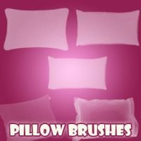 Pillow Brushes by remygraphics