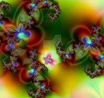 Fancy Fractal by pennys-designs