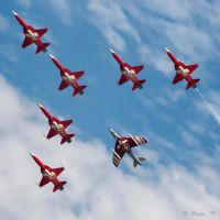 - Patrouille Suisse - by NormalDiffusion